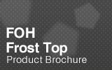 Frost Top Brochure.