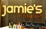 Jamie's Italian,CWB, Hong Kong.