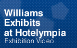 Williams at Hotelympia 2016.