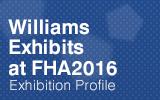 威廉士FHA2016展品.