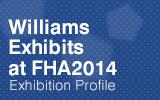 威廉士FHA2014展品.