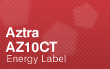Aztra AZ10CT - Energy Label.