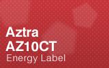 Aztra AZ10CT - Energy Label.