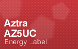 Aztra AZ5UC - Energy Label.