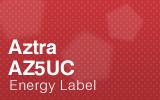 Aztra AZ5UC - Energy Label.