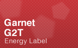 Garnet - G2 - Energy Label.