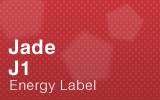 Jade Cabinet - J1 - Energy Label.