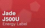 Jade Cabinet - J500U - Energy Label.