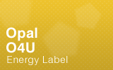 Opal Counter - O4U - Energy Label.