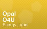 Opal Counter - O4U - Energy Label.