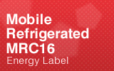 Mobile Refrigerated Cabinet - MRC16.