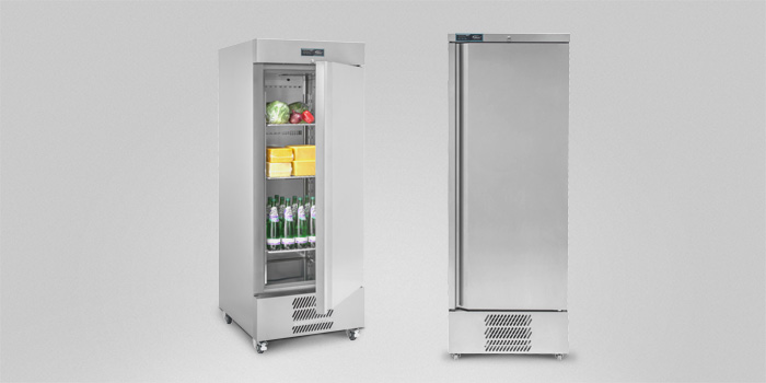 Jade J400 and J500 Bottom Mounted Refrigerated Cabinets.