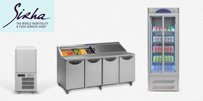 Williams Silverfrost displays commercial Refrigeration at Sirah 2017.