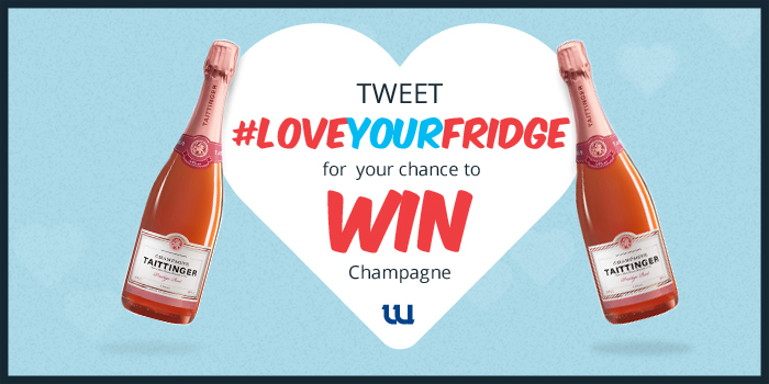 Love your fridge with Williams Refrigeration.