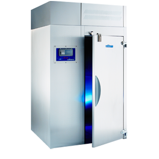 WMBF100 Roll in Blast Freezer
