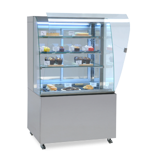 Pastry Chiller PC900 - Side On Stocked