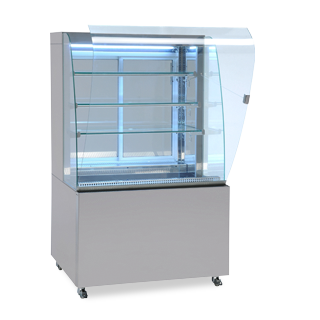 Pastry Chiller PC900 - Empty Lights On