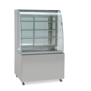 Pastry Chiller PC900 - Empty Side On