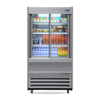 R100 Multideck with Sliding Front Doors Stocked