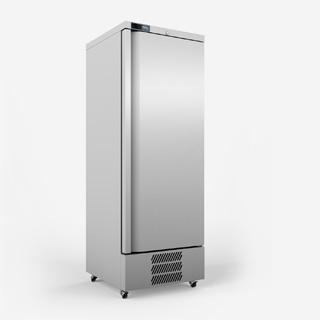 J400 One Door Undermounted Refrigerator - Side On