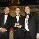Williams Sponsors Young Chef of the Year 2012.