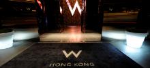 W-Hotel Hong Kong.