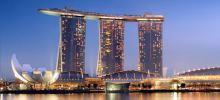 滨海湾金沙酒店, 新加坡.