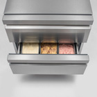 Aztra Freezer Cabinet with Drawers