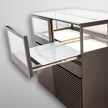 Chocolate Display Counter