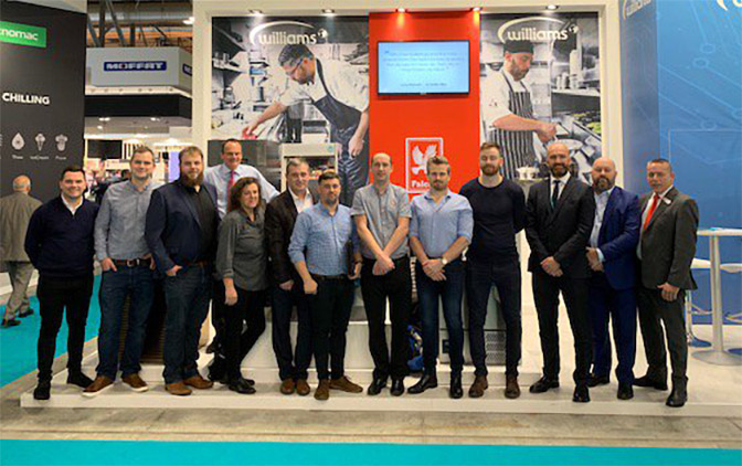 Young Foodservice Professional at Williams Host 2019
