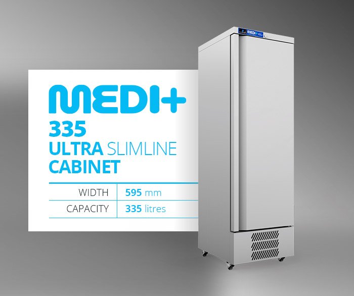 Williams Medi+335 Slimline Cabinet