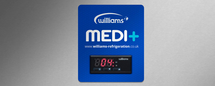 Williams Med+ Range controller