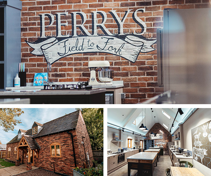 Perrys of Eccleshall Field to Fork food school