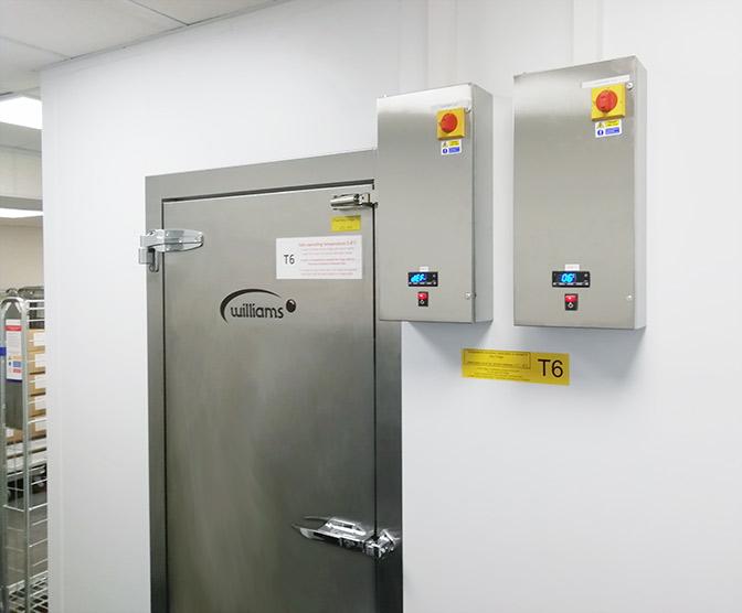 Williams Pharma Coldroom image 1
