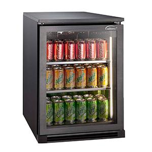 One Door Beverage Cooler
