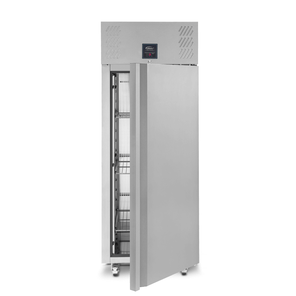 Jade J1 Upright Refrigerated Cabinet Open
