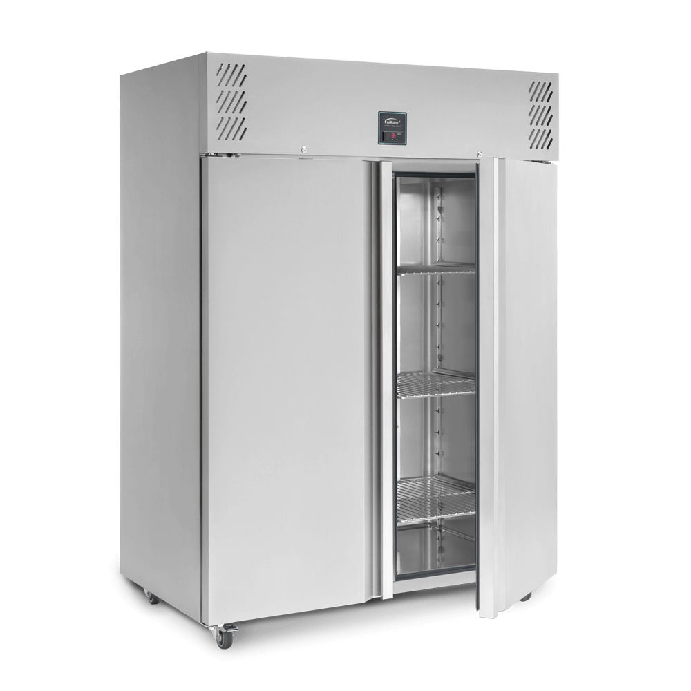 Jade Two Door Upright Refrigerated Cabinet - Unstocked