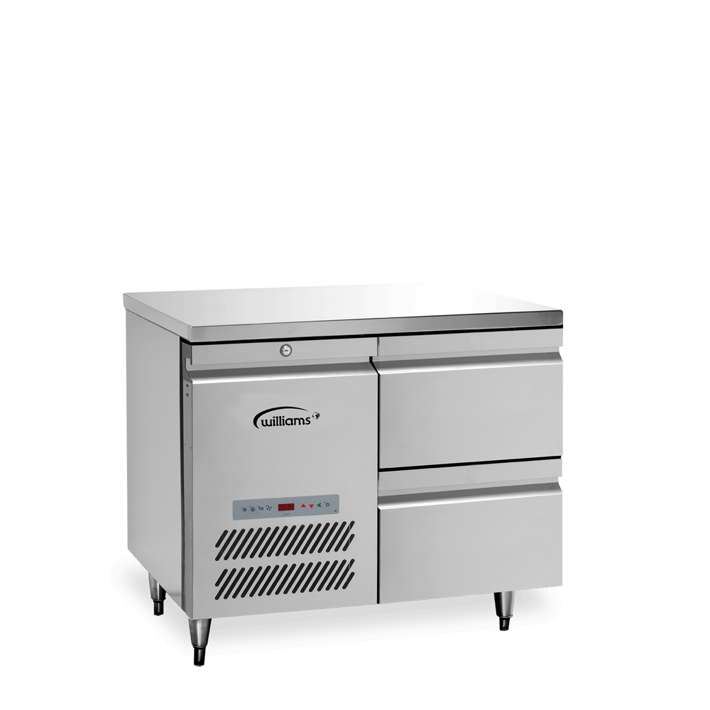 Opal One Door Counter with Drawers