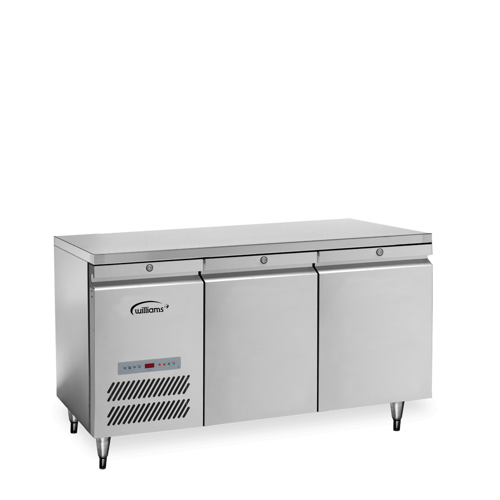 Opal Two Door Counter