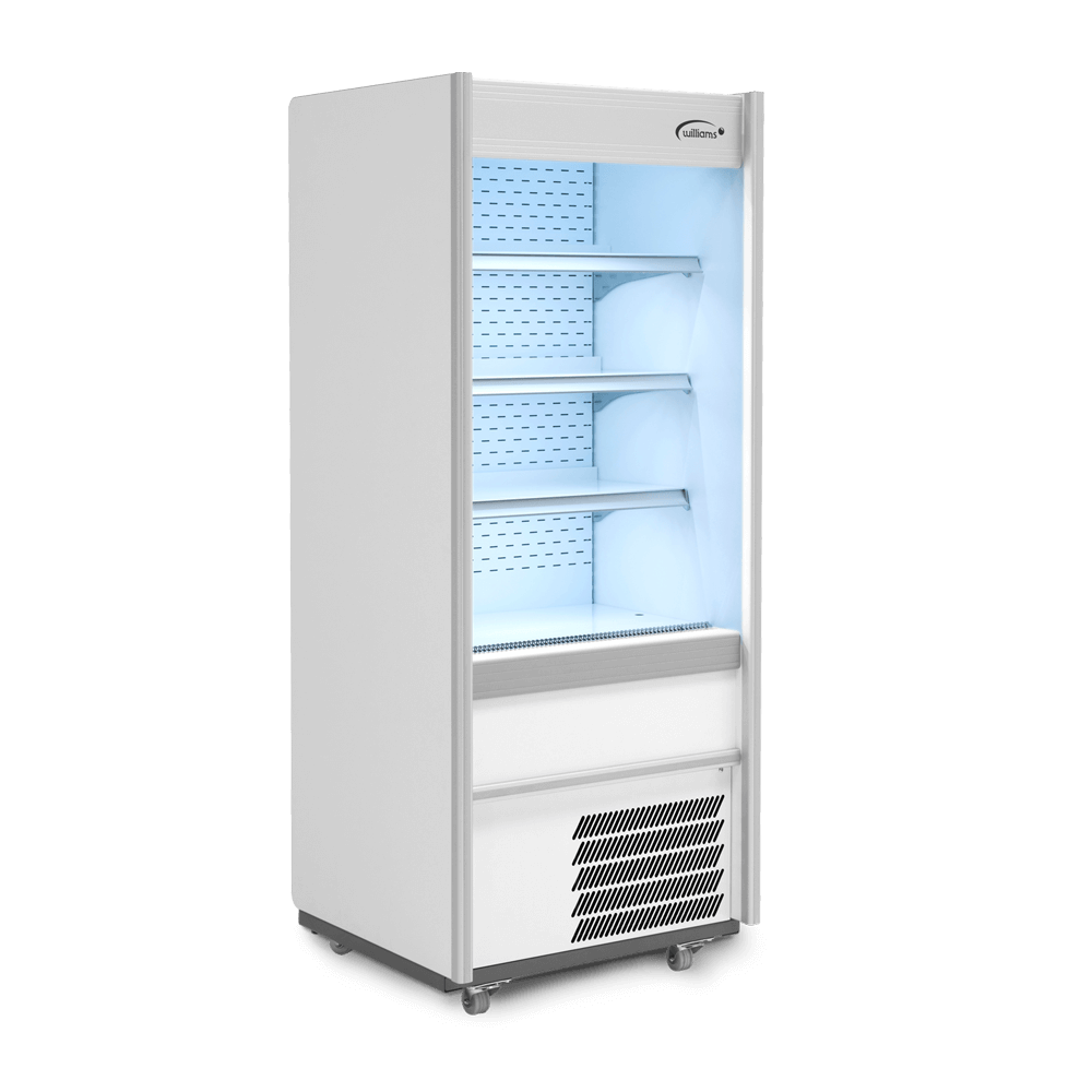 R70WCN - Refrigerated Multideck - Side On - Lit