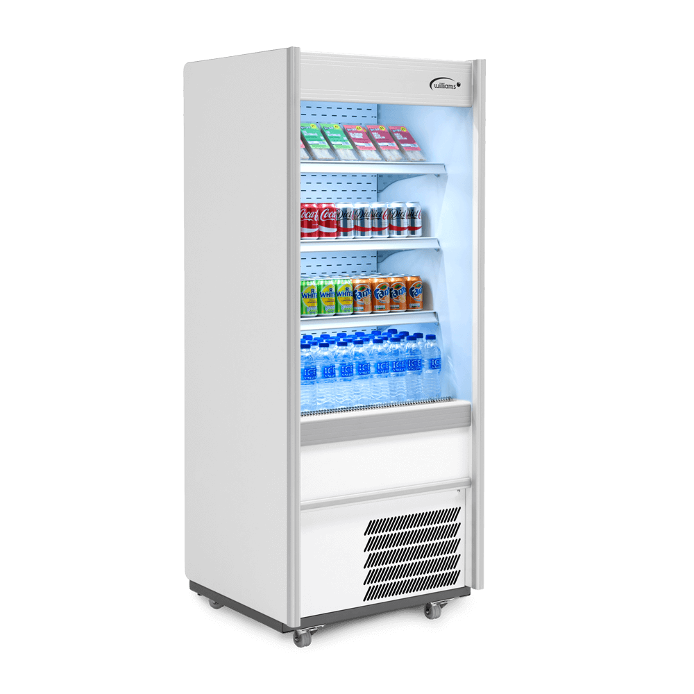 R70WCN - Refrigerated Multideck - Side on - Stocked