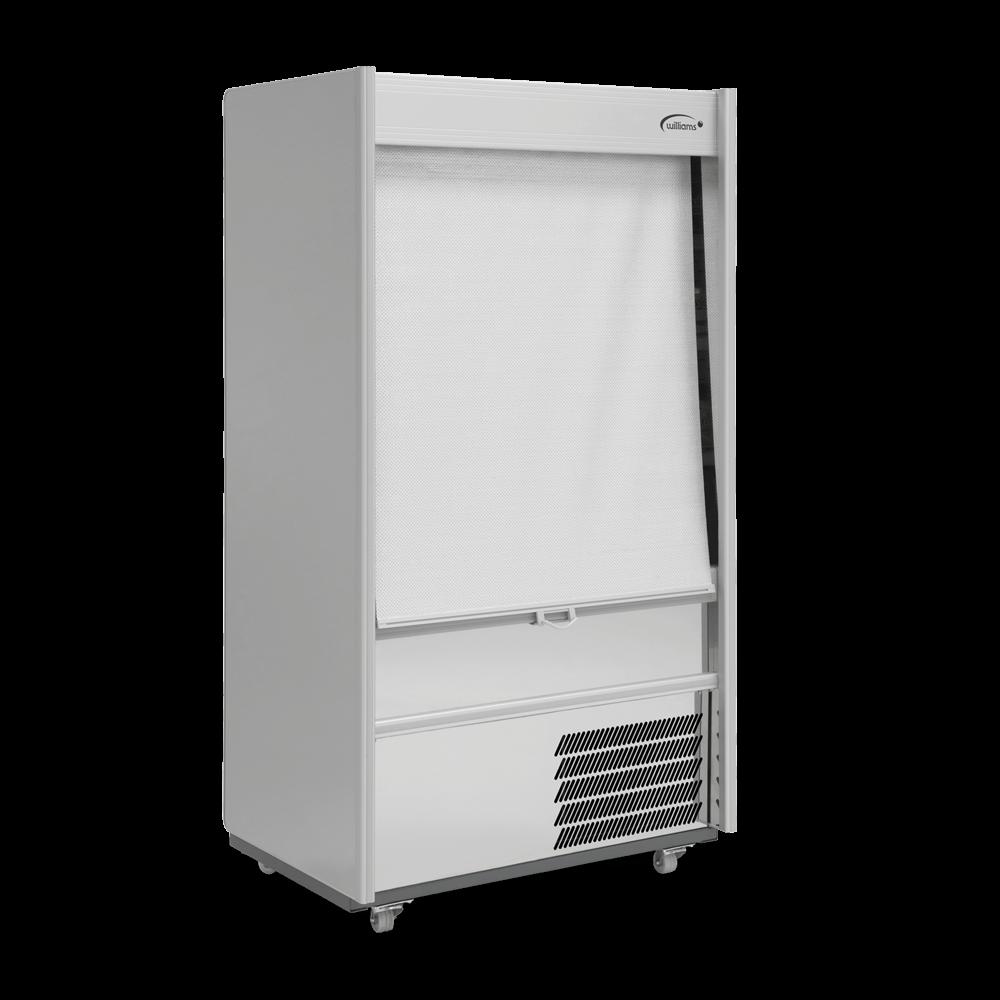 R100SCN - Refrigerated Multideck - Side On - Nightblind Closed