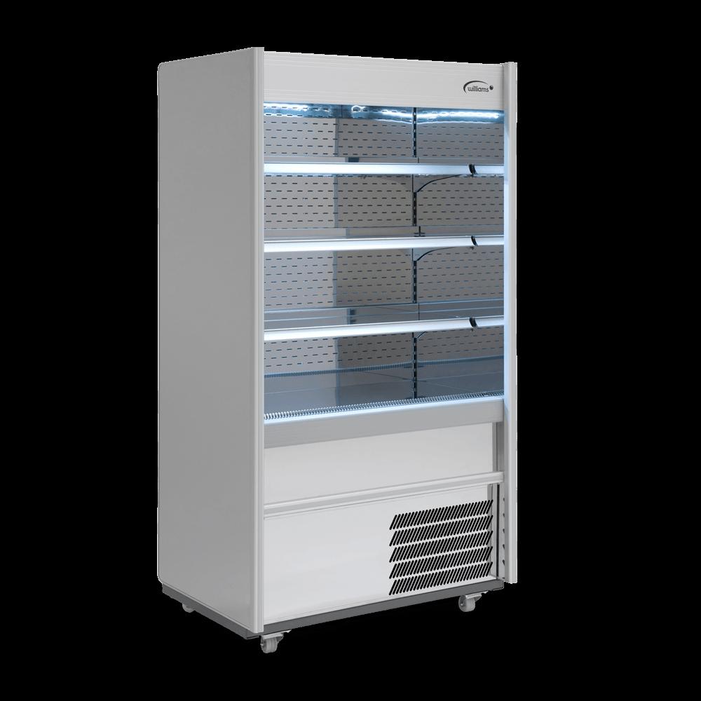 R100SCN - Refrigerated Multideck - Side On