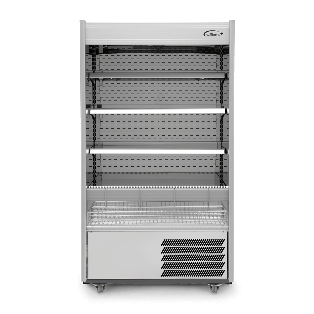 R100SCN - Refrigerated Multideck - Front On