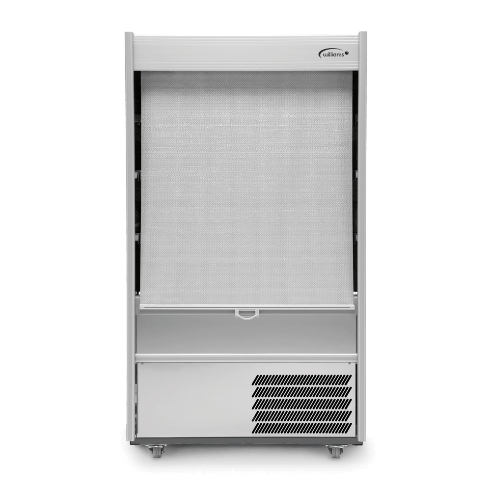 R100SCN - Refrigerated Multideck - Front On - Nightblind Closed