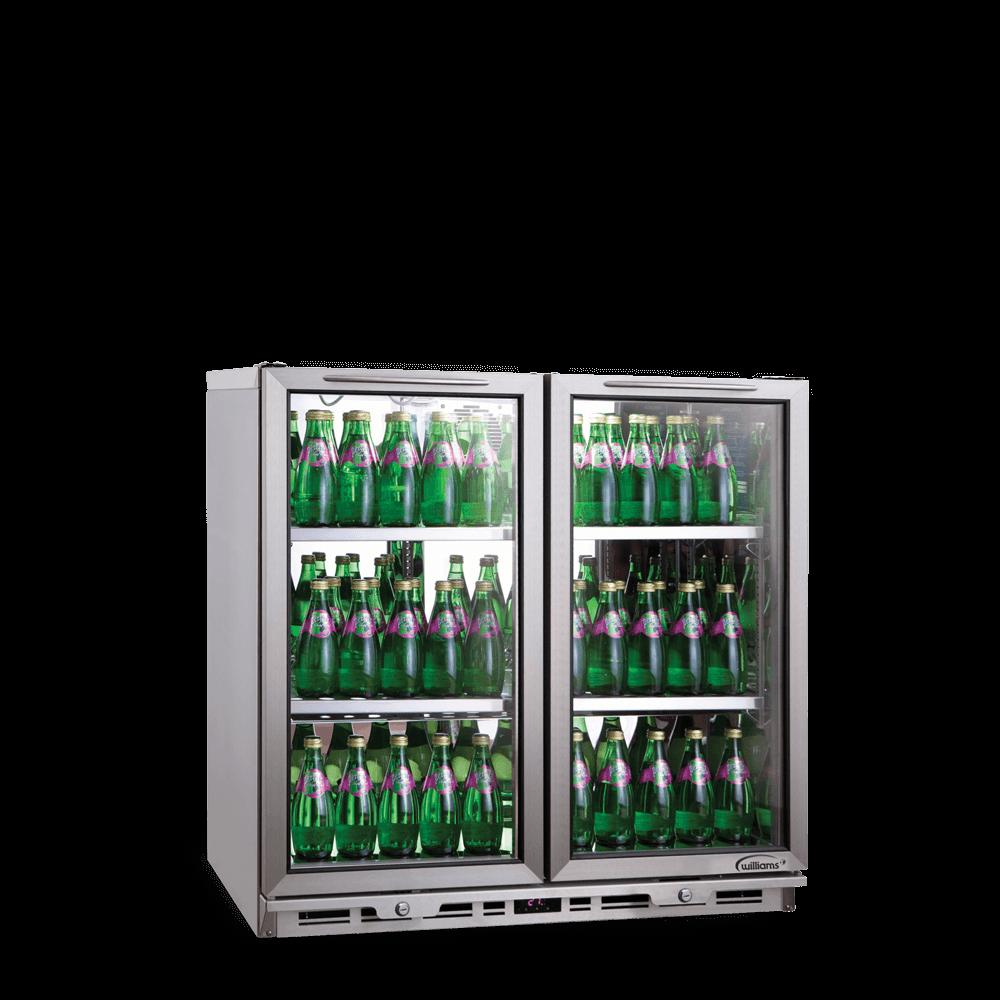BC2 - Two Door Undercounter Bottle Cooler