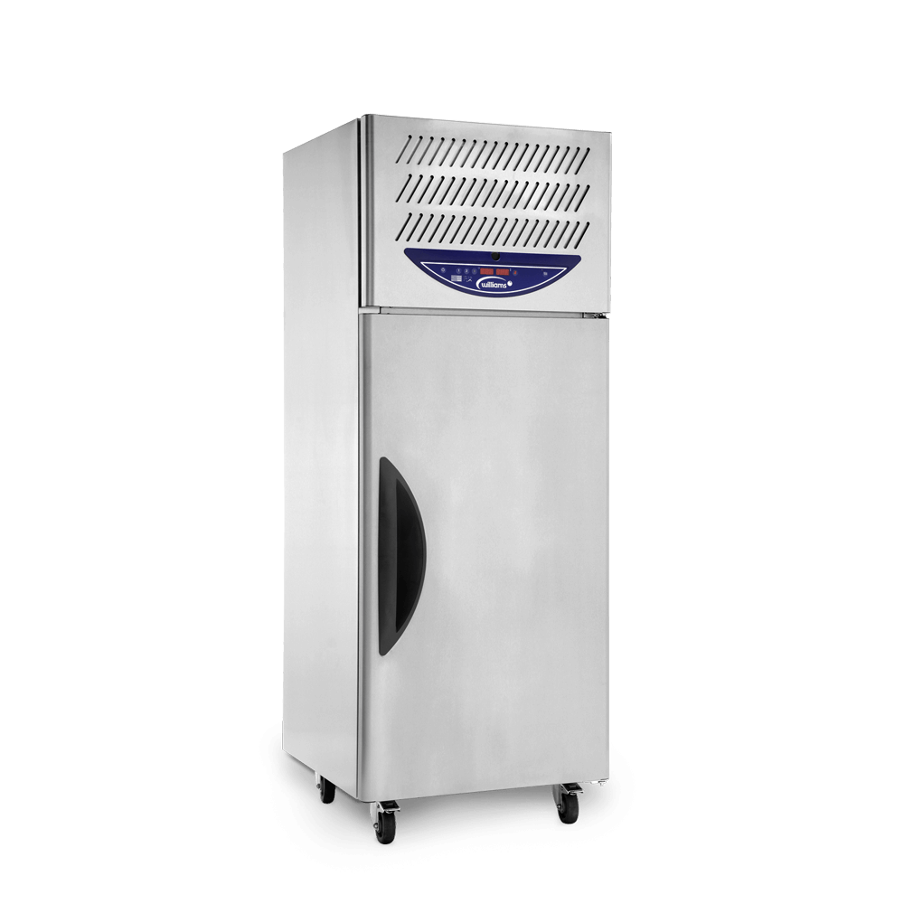 WBC50 Reach In Blast Chiller - Side On - Closed