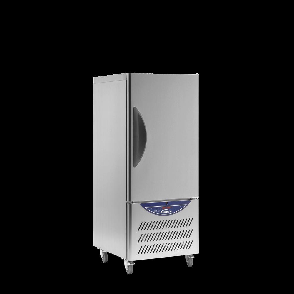 WBCF40 Reach In Blast Chiller/Freezer - Side On - Closed
