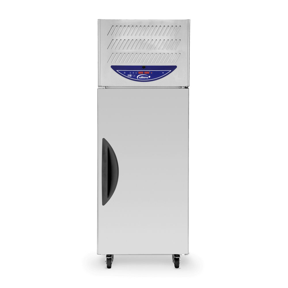 WBCF50 Reach In Blast Chiller/Freezer - Front on - Closed