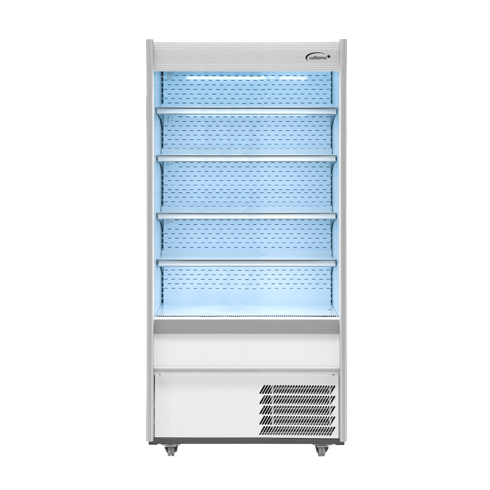 M100SCN - Refrigerated Multideck - Front On